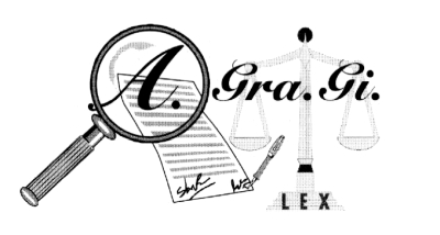 Associazione Grafologi Giudiziari Logo